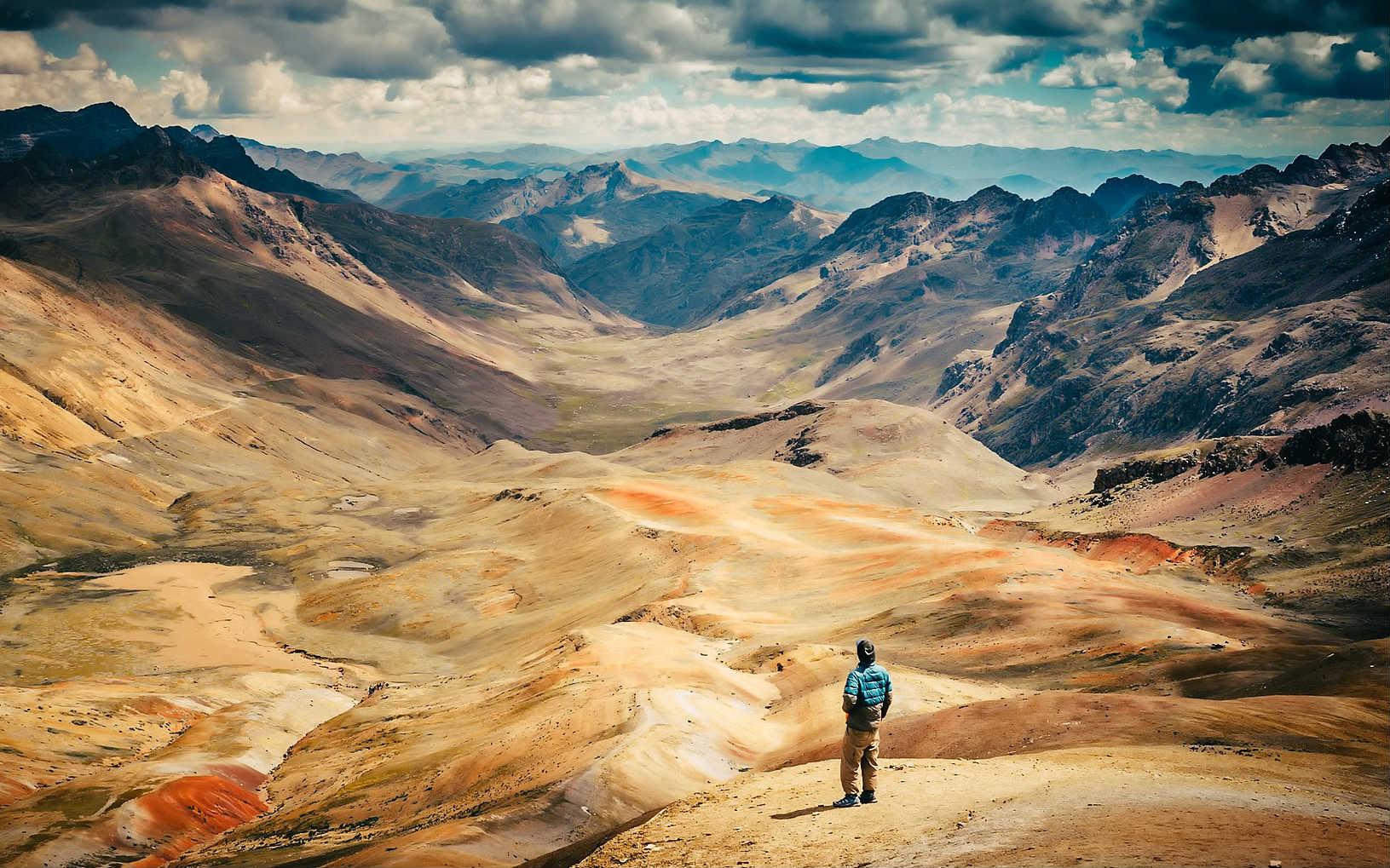 Ontdek het avontuurlijke Zuid-Amerika